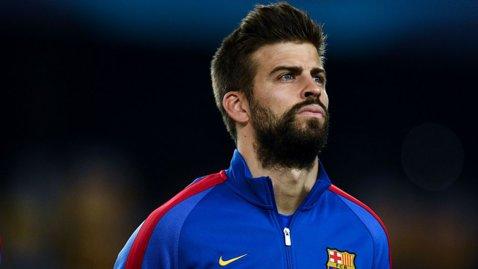 """Pique a semnat prelungirea cu Barcelona. Clauză de reziliere """"din altă lume"""""""