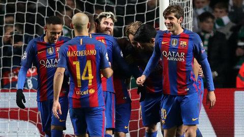 Barcelona continuă seria prelungirilor. A semnat până în 2022 şi are o clauză de reziliere egală cu a lui Pique