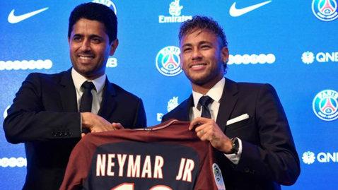 """""""Nu ştiu dacă lucrează 100% pentru PSG sau e angajat part-time"""". Neymar, făcut praf în Franţa"""