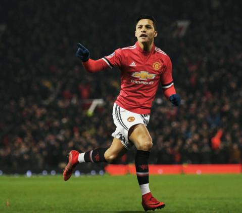 """Au bătut palma! Alexis Sanchez e noul """"diavol"""" din lotul lui Manchester United: va avea cel mai mare salariu in istoria Premier League"""