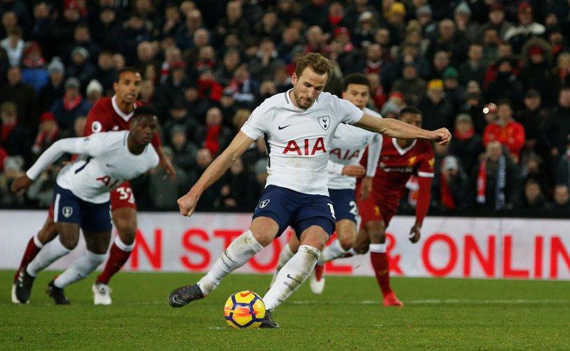Meci de infarct între Liverpool şi Tottenham! Salah s-a ridicat din nou la cel mai înalt nivel, Kane a ajuns la 100 de goluri marcate în Premier League