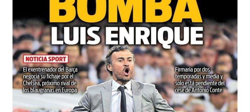 """""""Bomba Luis Enrique"""". Spaniolii anunţă revenirea lui """"Lucho"""" în fotbalul de top: e gata să spună """"da"""" unui contract până în 2020"""