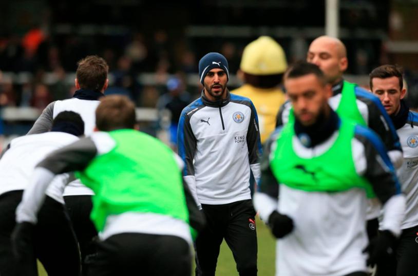 A revenit la antrenamentele lui Leicester după ce a încercat să se transfere la Manchester City! Fotbalistul important revenit sub comanda lui Puel