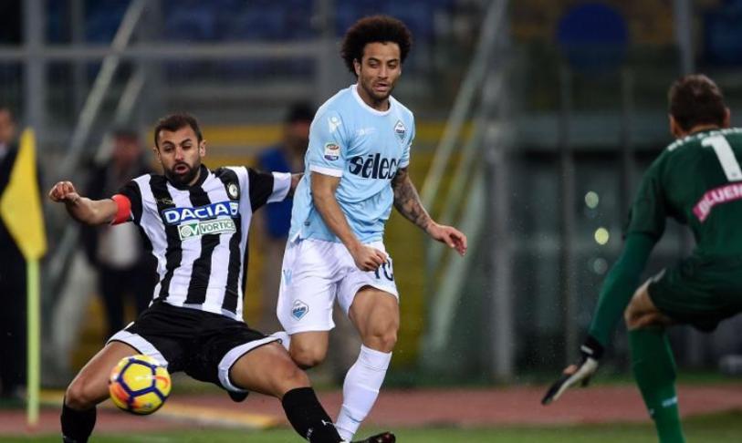 Fotbalistul certat cu Simone Inzaghi a revenit la echipă! Brazilianul poate fi pe teren în dubla dintre FCSB şi Lazio