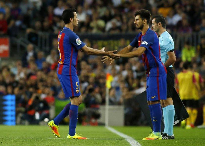 """Vedetele Barcelonei reacţionează după declaraţiile lui Andre Gomes: """"Am fost alături de el din prima zi, am încercat să-l ajutăm"""""""