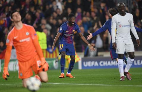 """""""Ferrari în curs de construcţie"""". A ieşit din carapace în meciul cu Chelsea şi anunţă că """"se face mare""""! Fotbalistul Barcelonei care susţine că va deveni un star"""