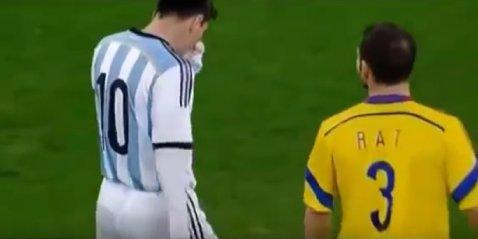 """S-a aflat motivul pentru care Messi a vomitat pe teren în meciul amical cu România. Dezvăluiri după patru ani ale starului argentinian: """"Asta m-a făcut să vomit"""""""