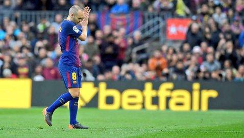 """Iniesta a rupt tăcerea! Căpitanul Barcelonei a vorbit pentru prima dată despre viitorul său: """"Nu vreau să rămân prin preajmă doar datorită evoluţiilor mele din trecut"""""""