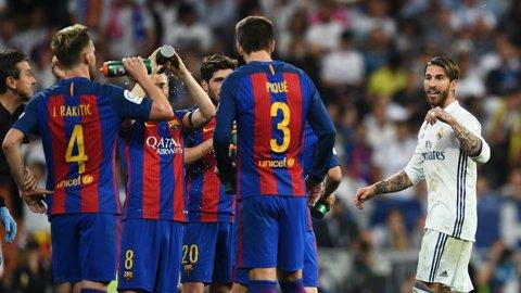 """Faţa nevăzută a rivalităţii dintre Barcelona şi Real Madrid: """"Avem un grup de Whatsapp în care ne ironizăm reciproc"""""""