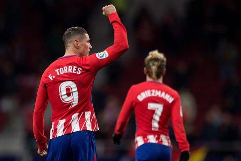 """Aventura lui Torres în fotbalul mare, încheiată! Agentul lui """"El Nino"""" a dezvăluit unde continuă cariera vârfului, după despărţirea de Atletico"""