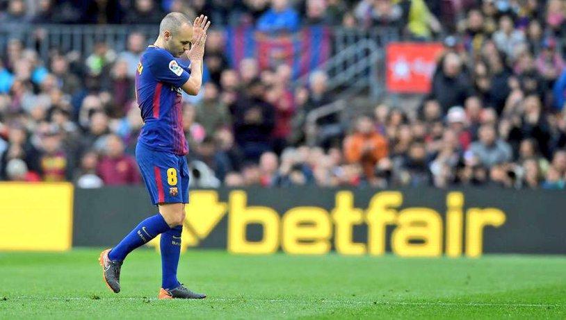 """""""Don Andres"""" spune """"adio"""". Iniesta şi-a anunţat şefii şi colegii că pleacă de la Barcelona: unde va juca în următorii trei ani"""