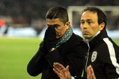 """Furia lui Răzvan. Lucescu Jr. şi un discurs tăios la finalul unei lupte pierdute: """"Ce sărbătoresc, că au furat ceva? Cum e posibil?"""". Ce acuză antrenorul lui PAOK"""