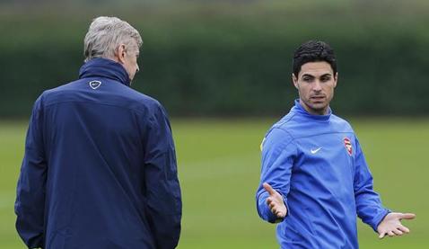 """Preşedintele lui Arsenal, anunţ despre viitorul antrenor: omul """"şcolit"""" lângă Guardiola!"""