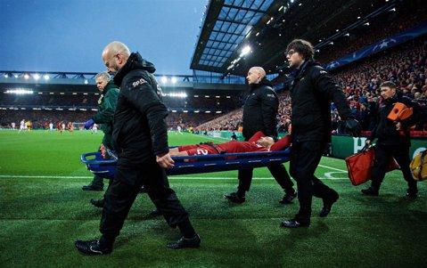 Ghinion pentru un jucător important de la Liverpool. S-a accidentat cu Roma şi ratează Cupa Mondială