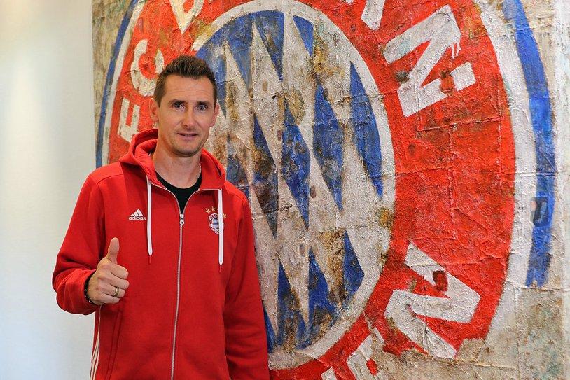 Miroslav Klose a revenit la Bayern! Rolul pe care îl va avea golgheterul all-time al Cupei Mondiale la clubul bavarez