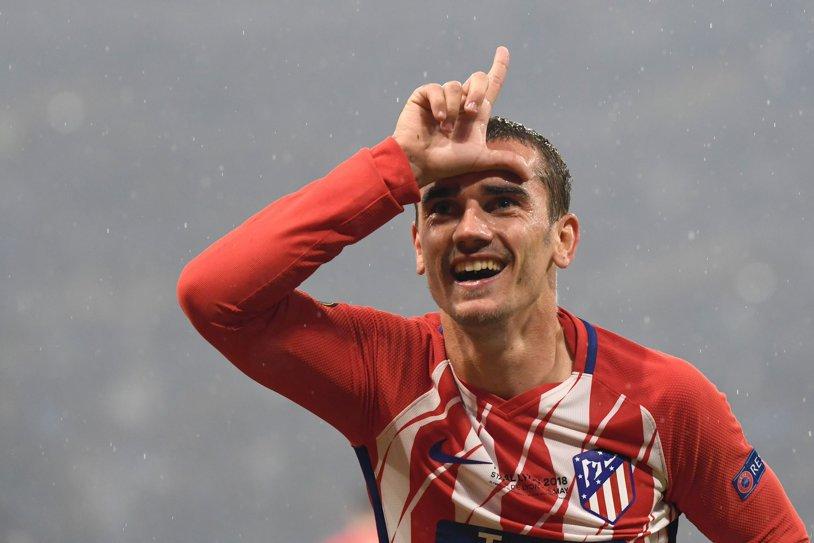 """Cel mai """"fierbinte"""" subiect al verii, dezbătut după finala Europa League. Simone şi conducerea lui Atletico, mesaje despre plecarea lui Griezmann la Barcelona. Ce a spus starul francez"""