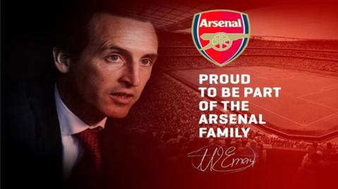 """Arsenal a numit noul antrenor! Unai Emery a fost alesul """"tunarilor"""": obiectivul spaniolului şi ce buget de transferuri va avea"""