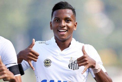 """""""Noul Neymar"""" vrea la Barcelona: """"E un vis să joc acolo!"""". Şefii catalani sunt deja în Brazilia şi pun la punct transferul"""