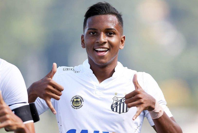 """Real Madrid l-a transferat pe """"noul Neymar""""! Anunţul făcut de impresarul fotbalistului pentru presa din Spania"""