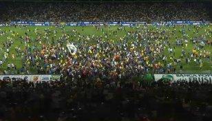 Serie A şi-a aflat şi ultima promovată. Un gol în minutul 90+6 a declanşat fiesta
