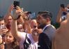 VIDEO | L-au aşteptat ca pe un superstar la aeroport! Fotbalistul va efectua vizita medicală şi va semna un contract cu Juventus