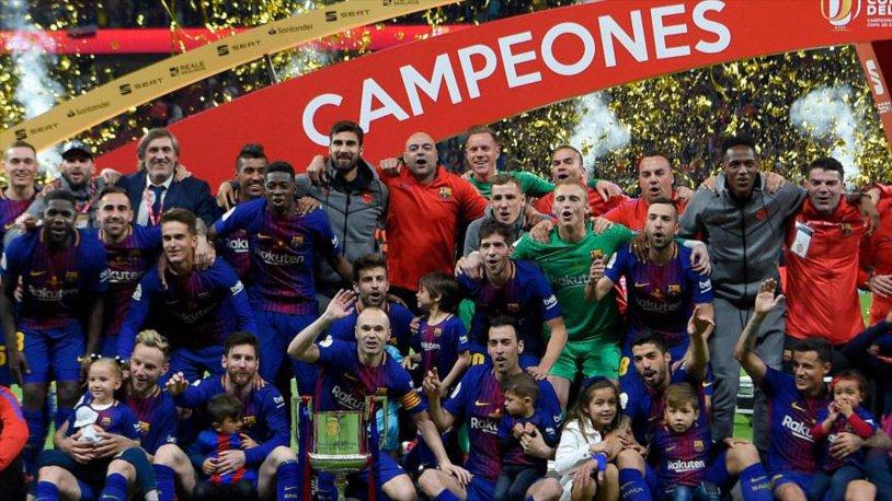 Barcelona repeats the move