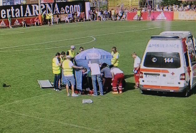 leziuni de fotbal la șold)