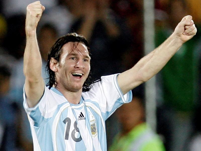 """""""Messi e cel mai bun fotbalist din lume!"""""""