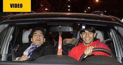 S-a născut noul Maradona...sau noul Aguero!