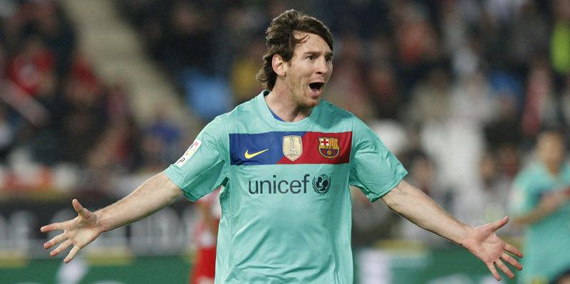 VIDEO TOP 10 cele mai tari goluri din 2010