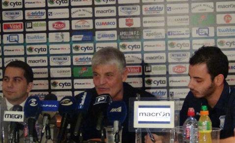 "Andone, prezentat oficial la Apollon Limassol: ""Titlul e principalul obiectiv"""