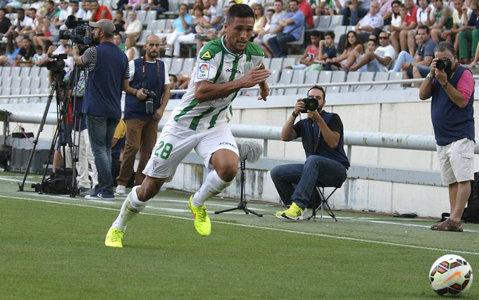 Florin Andone a înscris un gol, dar Cordoba a fost eliminată din Cupa Spaniei