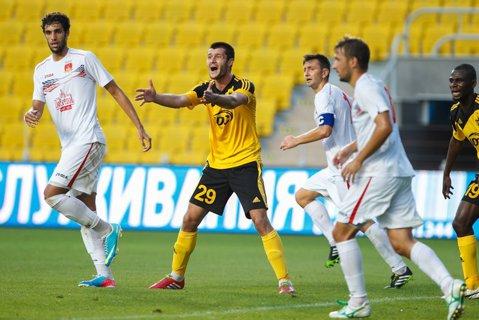 Surdu păstrează Milsami în lupta pentru titlu în Republica Moldova. Fostul atacant al Stelei e al treilea în topul golgheterilor din campionatul vecin
