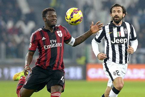 Transfer cu greutate pentru Loţi Boloni la Al Ittihad. Sulley Muntari a semnat pe doi ani. Ce salariu va primi fostul mijlocaş al lui AC Milan