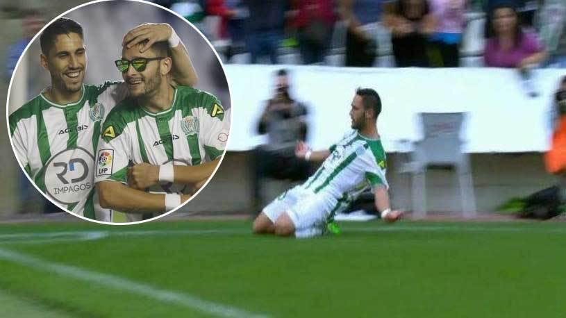 De neoprit! Florin Andone, gol şi pasă de gol pentru Cordoba! VIDEO MEMORABIL | Cum a celebrat românul reuşita
