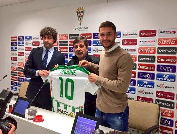 Contract FABULOS pentru Florin Andone! Românul a devenit cel mai bine plătit fotbalist din lotul Cordobei şi are o clauză de reziliere record: câştigă de 10 ori mai mult decât în 2014