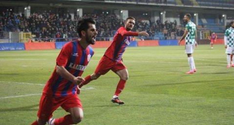 Alexe, gol în victoria lui Karabukspor, 3-0, acasă, cu Balikesirspor, în liga a 2-a din Turcia