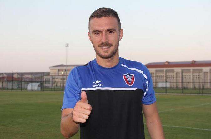Marius Alexe a marcat golul victoriei echipei sale, în liga a doua din Turcia