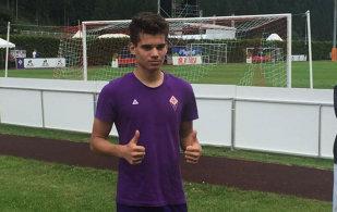 Fiorentina - Panetolikos 3-0. Ianis Hagi şi Tătăruşanu au jucat pentru toscani