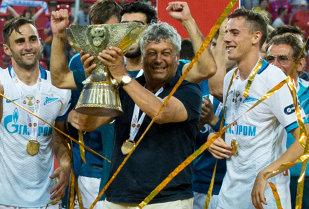 """Primul meci oficial, primul trofeu la Zenit! Reacţia lui Mircea Lucescu după victoria cu ŢSKA: """"Supercupa contează enorm pentru imaginea clubului"""""""
