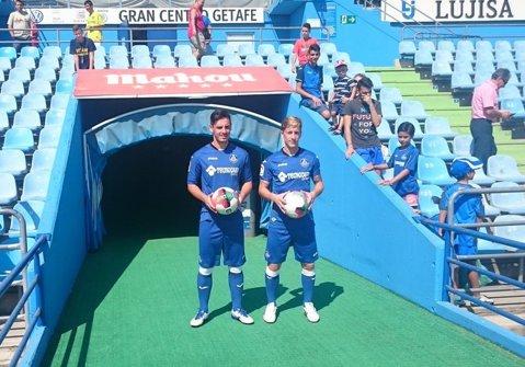 Paul Anton a jucat 64 de minute în egalul lui Getafe, scor 0-0, cu Numancia