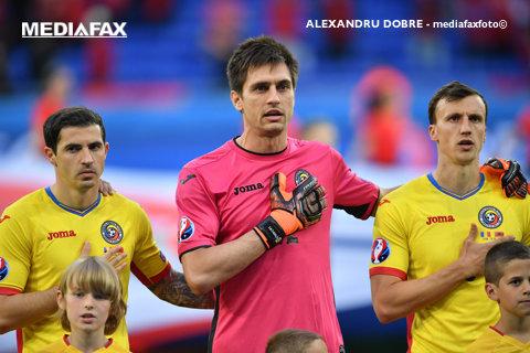 Tătăruşanu s-a accidentat în ultima partidă de dinaintea meciului cu Muntenegru. Italienii i-au interzis să zboare cu avionul, Daum trebuie să convoace alt portar