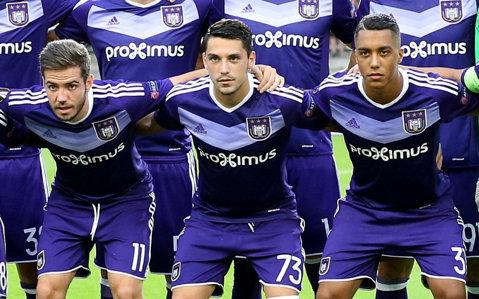 """""""Va veni şi golul!"""" Stanciu, pasă de gol şi un nou meci bun pentru Anderlecht. Reacţia mijlocaşului şi obiectivul pentru Europa League"""