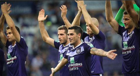 Seară magică pentru Nicuşor Stanciu! Scouteri de la cluburi precum Manchester City, Dortmund sau Valencia au venit la meciul cu Gabala. Anunţul făcut în Belgia