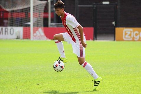 """Ricardo Farcaş, primul gol în tricoul lui Ajax. """"Nu voi uita niciodată acest moment magic!"""""""