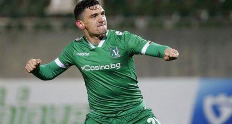 Ziua stranierilor! VIDEO   Keşeru a făcut spectacol în Bulgaria, Gicu Grozav a marcat şi a pasat decisiv pentru Terek