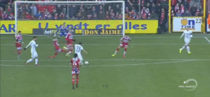 VIDEO | Criticii au apărut, el nu îi aude. Gol superb marcat de Stanciu pentru Anderlecht! Mijlocaşul român a fost eliminat de pe teren
