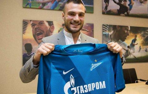 Încă două transferuri reuşite de Zenit. Mircea Lucescu a adus la Sankt Petersburg un playmaker şi un fundaş dreapta