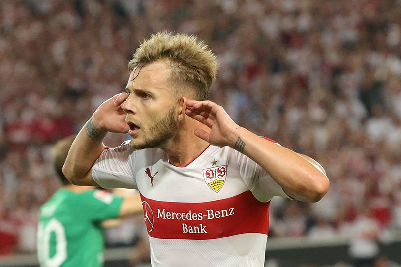 S-a săturat! Alex Maxim vrea să plece de la VfB Stuttgart. Impresarul mijlocaşului român a vorbit în presa din Germania