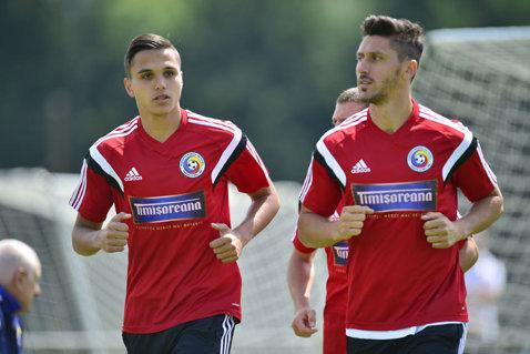 """Cristi Manea e pregătit să plece în Serie A de la Mouscron. Mircea Rednic îl aduce cu picioarele pe pământ: """"Dacă nu te poţi impune aici, unde atunci? Îl aştept la antrenamente"""""""